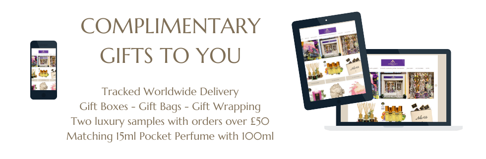 ancienne ambiance complimentary gifts online - complimentary benefits with online purchase