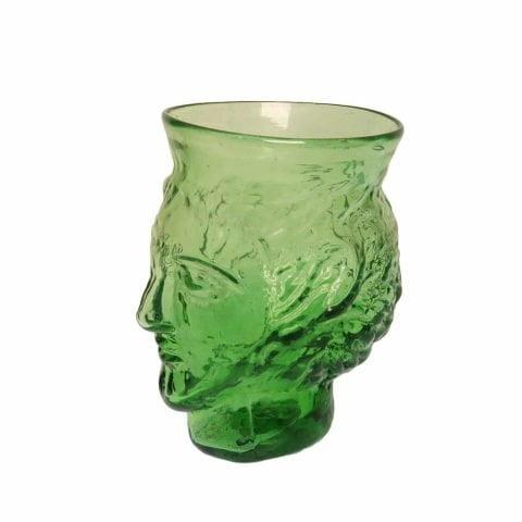 Green Tete Verre