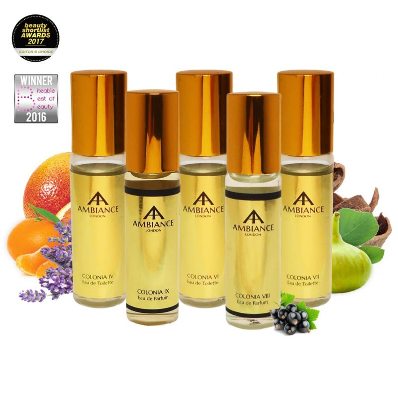 Colonia Fragrances Discovery Set