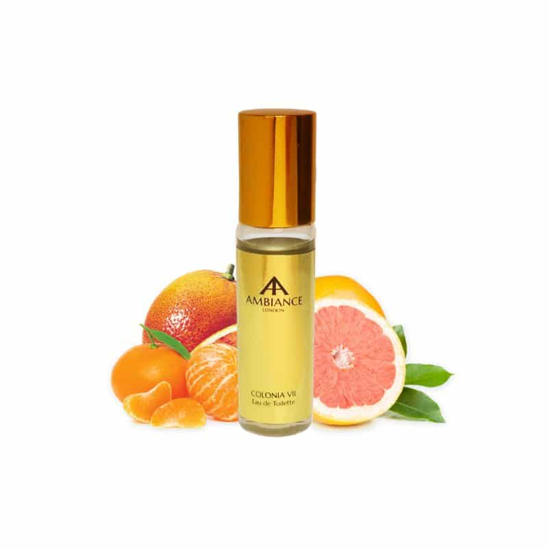 Colonia VII Seven Pink Grapefruit Pocket Perfume - Ancienne Ambiance London Niche Perfumes