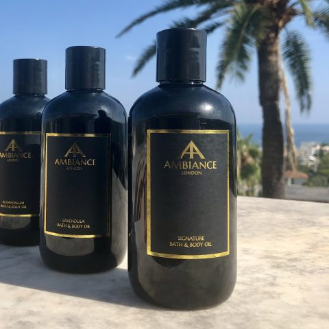 IndyBest - Best Bath Oils 2021 - Ancienne Ambiance Signature Bath and Body Oil