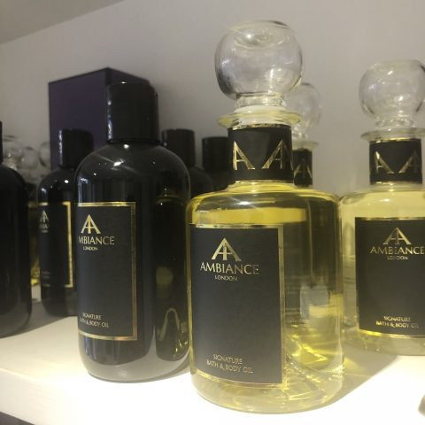 ancienne ambiance signature luxury detox bath and body oils shelfie
