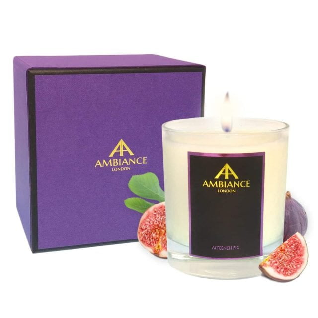 Alteeneh Fig Candle Special Edition Giftboxed
