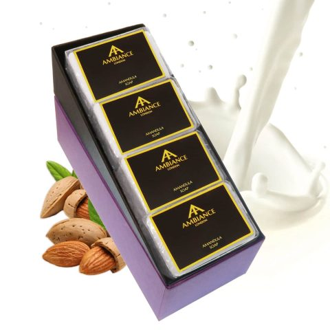 Amandula Almond Luxury Soap Set
