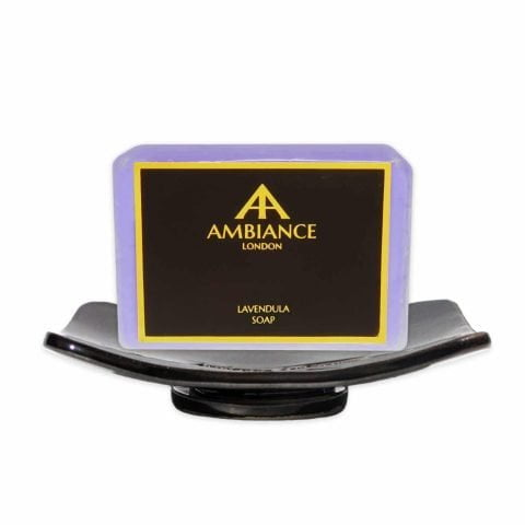 Ambiance Bronze Ceramic Soap Dish