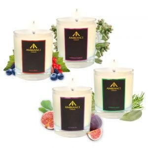 Ambiance Special Edition Luxury Scented Candles 2018