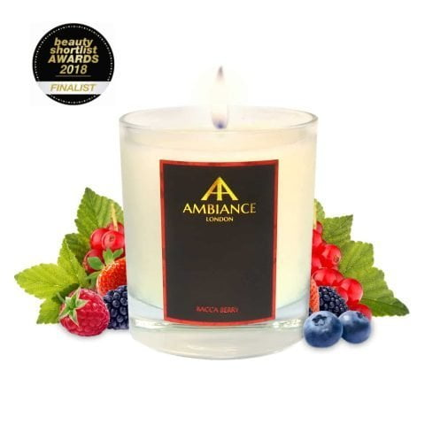Ancienne Ambiance Bacca Berry Scented Candle Special Edition