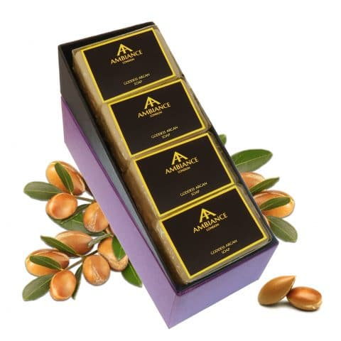Goddess Argan Luxury Soap Set