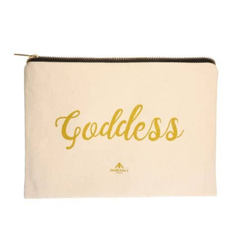 Ancienne Ambiance Goddess Pouch Makeup Bag
