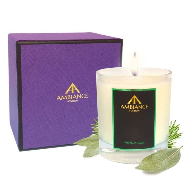 Imperium Laurel Candle Special Edition Giftboxed