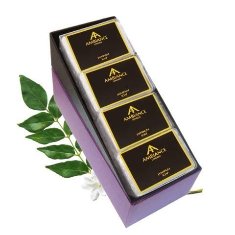 Jasminum Jasmine Luxury Soap Set