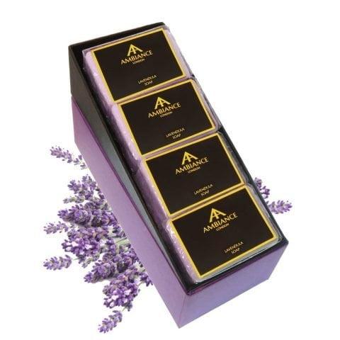 Lavendula Lavander Luxury Soap Set