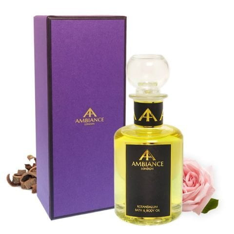 Rosandalum Oil Glass Bottle Giftboxed