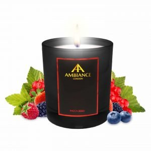 Black Bacca Berry Candle Ltd Edition