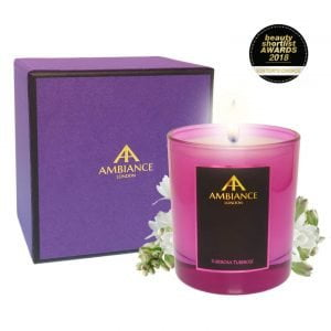 Our Top Luxury Mother's Day Gift Idea's : Award Winning Tuberosa Tuberose Scented Candle