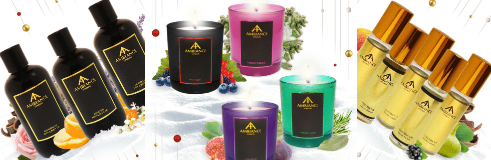 Ancienne Ambiance Luxury Christmas Gifts For Her