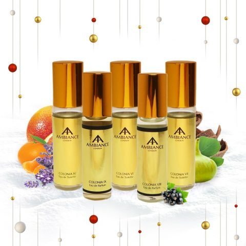 Gold Mini Colonia Gift Set Limited Edition