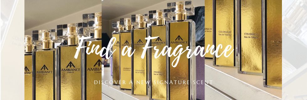 The Fragrance Finder - Try the Ancienne Ambiance Perfume Finder today