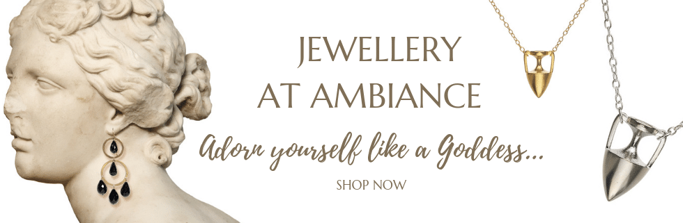 ancienne ambiance jewellery - claire van holthe jewellery - maximos jewellery