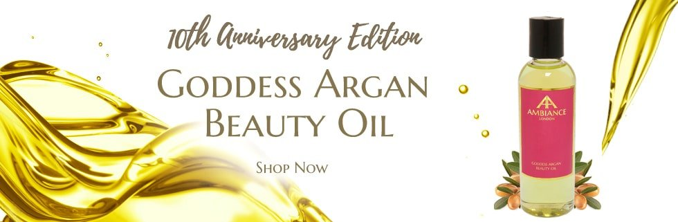 ancienne ambiance goddess argan face oil - luxury argan oil - best beauty oil - limited edition