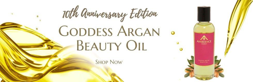ancienne ambiance goddess argan beauty oil - luxury argan oil - best beauty oil face oil - limited edition