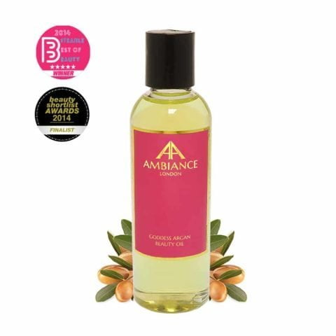 Goddess Beauty Oil Pink Edition - Argan Oil