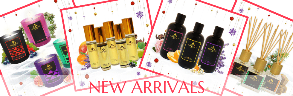 ancienne ambiance autumn winter new collections - luxury gifts - christmas candles