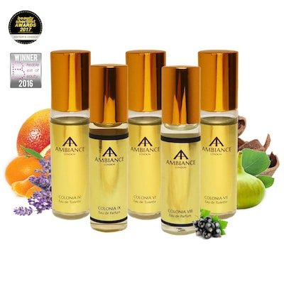 Ancienne Ambiance Fragrances Discovery Set