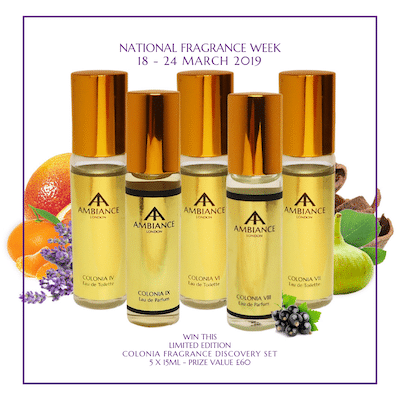 National Fragrance Week Discovery Set