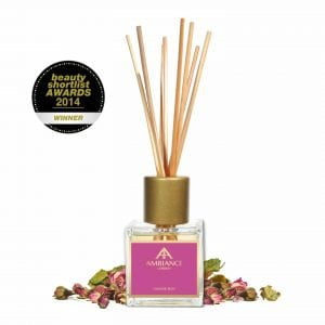 Pink Edition Ancienne Ambiance Damask Rose Reed Diffuser - Wellbeing Refresh
