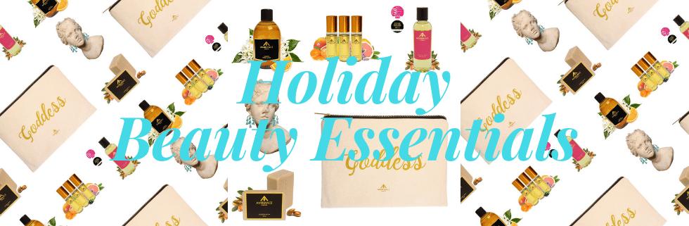 Summer Holiday Beauty Essentials