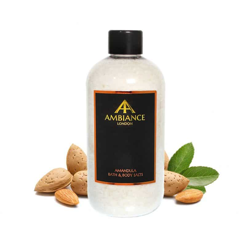 Ancienne Ambiance Luxury Bath Salts - Amandula Almond Bath Salts