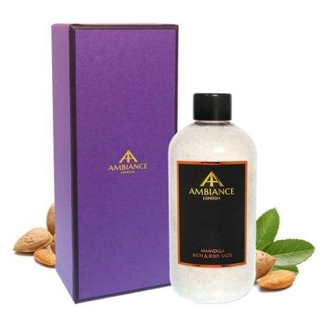 Ancienne Ambiance Luxury Bath Salts - Amandula Almond Milk Bath Salts