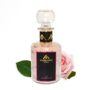 Valentine's Day Gifts - Ancienne Ambiance Luxury Rose bath salts