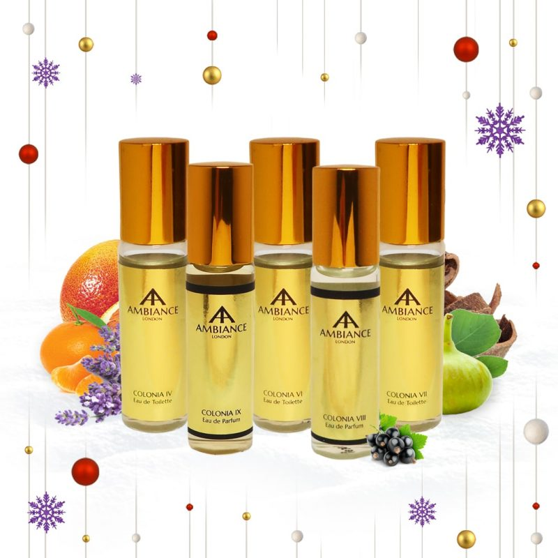 ancienne ambiance niche perfumes - pocket perfumes - travel perfume roll ons