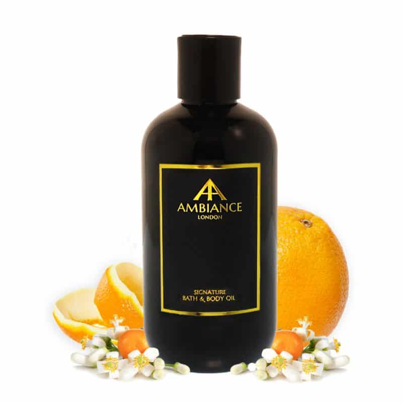 ancienne ambiance luxury detox bath oil