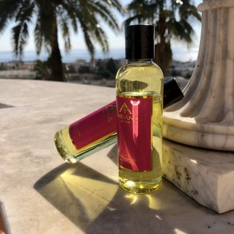 pink beauty oil - limited edition ancienne ambiance goddess oil