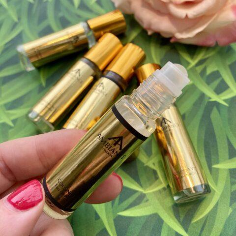 ancienne ambiance pocket perfumes - roll on perfume - niche perfume - fine fragrances