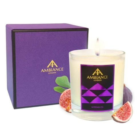 ancienne ambiance alteeneh luxury scented candle - fig scented candle Giftboxed