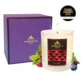 ancienne ambiance bacca berry luxury scented candle giftboxed - beauty short list awards