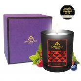 ancienne ambiance bacca berry luxury scented candle giftboxed - limited edition - beauty short list awards