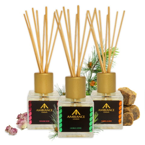 Ancienne Ambiance Luxury Reed Diffusers - Home Fragrances