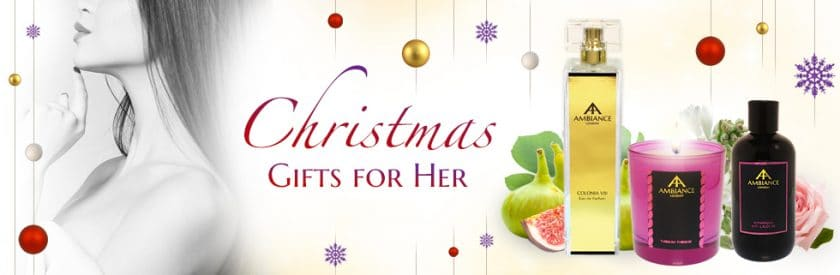 christmas gifts for her - luxury gifts for her - luxury festive gift ideas for her