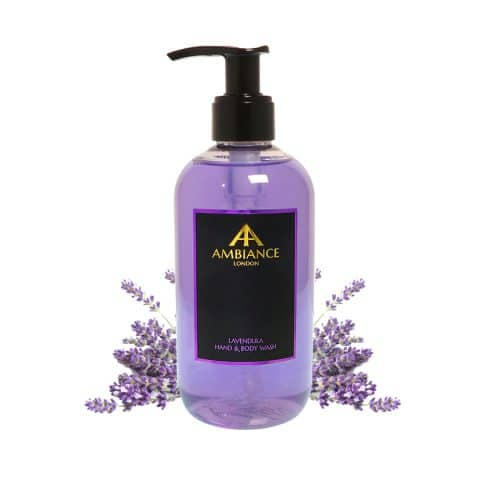 ancienne ambiance purple lavendula lavender hand wash - lavender hand and body wash - luxury lavender body wash