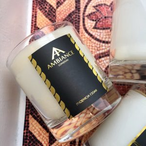 Non toxic high quality luxury scented candles - luxury cedar scented candle
