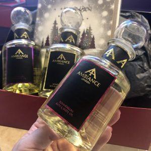 Natural Ways to Ease Anxiety : Luxury aromatherapy bath oils - bath oils gift set