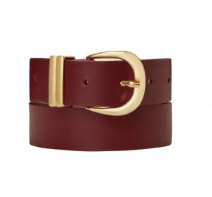 Ancienne Ambiance Blog - Baukjen Signature Belt Gold Buckle