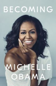 becoming by michelle obama - Wellbeing 2020 New Year New Book