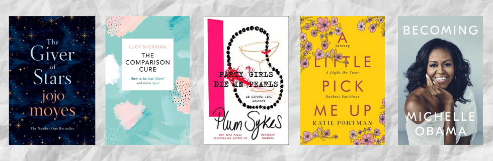 The top 5 books to kick start your year and your wellbeing for 2020