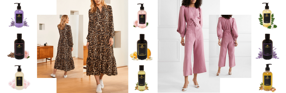 Travel Beauty and Styling Tips For SS20 - Ambiance Blog - Ancienne Ambiance London - Anna Mason - Baukjen - Claire van Holthe Jewellery - Melissa Wear Your Heart - Murad